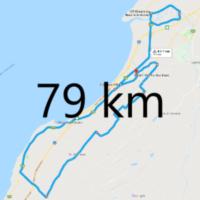 Parcours 79km 2018