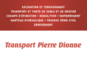 Transport Pierre Dionne