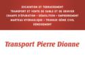 Transport Pierre Dionne