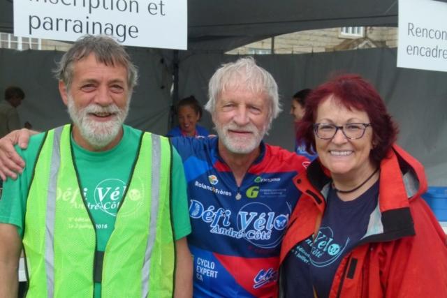 Défi-Vélo André-Côté 2019